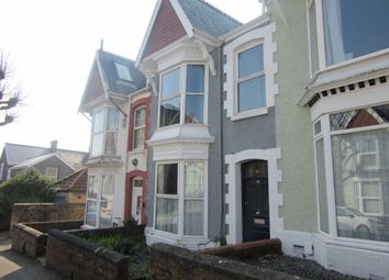 Thumbnail 2 bed flat to rent in Ernald Place, Uplands, Swansea