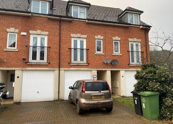 Thumbnail 3 bed town house for sale in Saffron Close, Downham Market