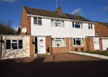 Thumbnail 3 bed semi-detached house for sale in Brook Road, Stansted