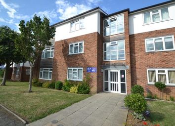 Thumbnail 2 bed flat for sale in Lea Way, Wellingborough, Northamptonshire