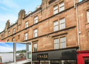 Thumbnail 4 bed flat for sale in Albany Terrace, George Street, Oban