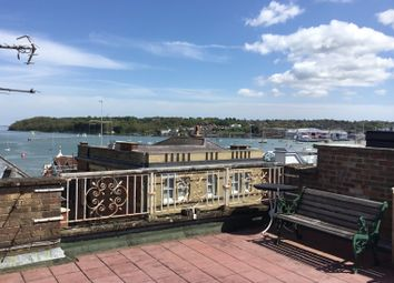 Thumbnail 4 bed town house for sale in High Street, Cowes