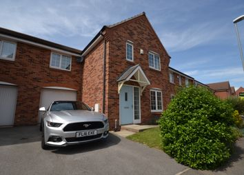 Thumbnail 4 bed link-detached house to rent in Shires Drive, Querneby Road, Mapperley, Nottingham