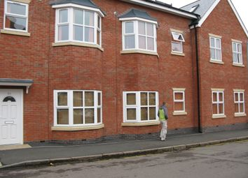 Thumbnail 2 bed flat to rent in David Road, Stoke