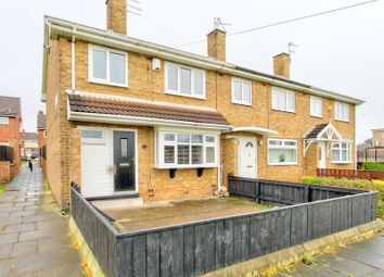 Thumbnail 3 bed end terrace house for sale in Sandwell Avenue, Middlesbrough