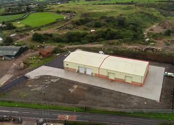 Thumbnail Warehouse to let in 21 Mullaghglass Road, Lisburn, County Antrim