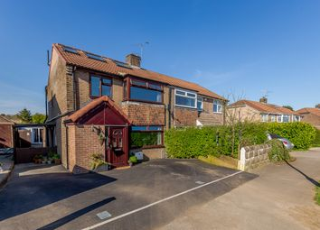 Thumbnail 5 bed semi-detached house for sale in Barnes Avenue, Dronfield
