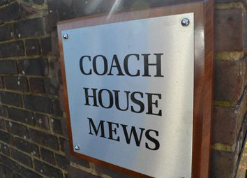 Thumbnail 1 bed flat to rent in Coach House Mews, Mill Street, Redhill