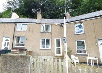 Thumbnail 2 bedroom terraced house for sale in Llwyn Ysgaw, Nant Y Felin Road, Llanfairfechan, Conwy