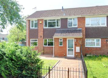 Thumbnail 4 bed semi-detached house for sale in Lincoln Close, Romsey