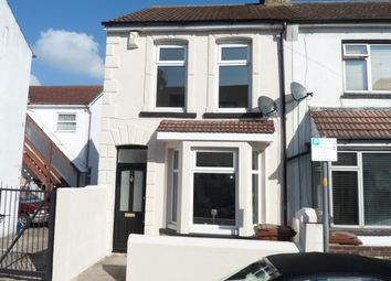 Thumbnail 3 bed terraced house for sale in Regent Road, Gillingham