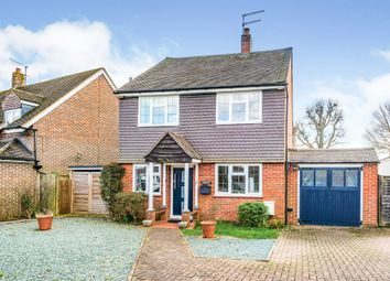 Thumbnail 3 bed detached house for sale in Lagham Park, South Godstone, Godstone