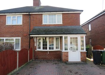 Thumbnail 3 bed semi-detached house for sale in Marsh Lane, West Bromwich