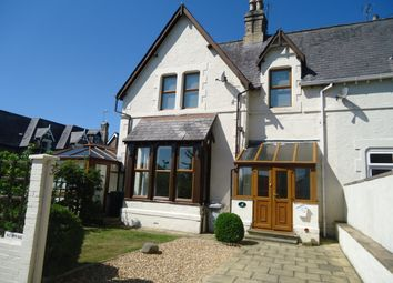 Thumbnail 3 bed semi-detached house to rent in Bryn Lupus Road, Llanrhos, Llandudno