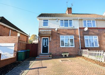 Thumbnail 3 bed semi-detached house for sale in The Oval, Smethwick