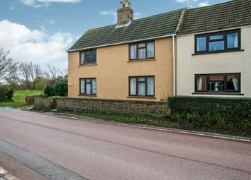 Thumbnail 2 bed semi-detached house for sale in High Street, Bury, Huntingdon