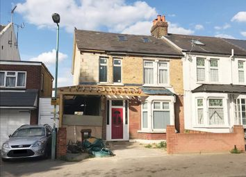 Thumbnail 4 bed terraced house for sale in 139 Sturdee Avenue, Gillingham, Kent