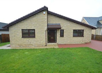 Thumbnail 4 bed bungalow for sale in High Street, Newarthill, Motherwell