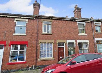 Thumbnail 2 bed terraced house for sale in Penkville Street, Stoke, Stoke-On-Trent
