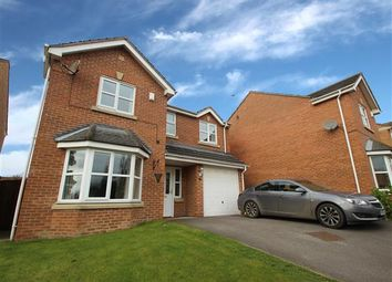 Thumbnail 4 bed detached house for sale in Old Farm Way, Upton, Pontefract