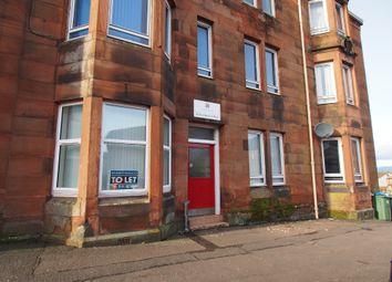 Thumbnail 1 bedroom flat to rent in Ellerslie Street, Johnstone