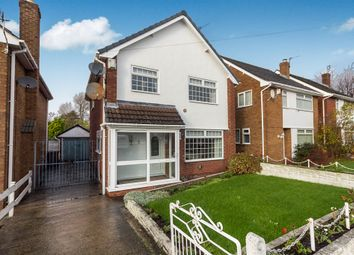Thumbnail 3 bed detached house for sale in Pine Tree Avenue, Prenton