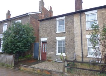 Thumbnail 2 bedroom end terrace house for sale in Bury St. Edmunds