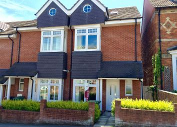 Thumbnail 3 bed town house to rent in Abbotsbury Road, Weymouth