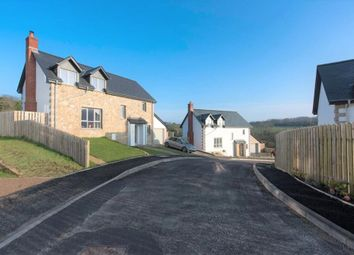 Thumbnail 3 bedroom detached house for sale in Furze Croft, Nancledra, Penzance