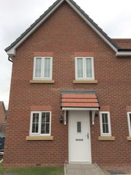 Thumbnail 2 bed semi-detached house to rent in New Croft Drive, Willenhall