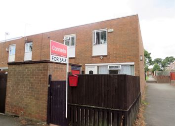 Thumbnail 3 bed semi-detached house for sale in Queens Close, Smethwick