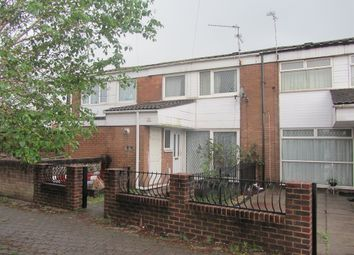 Thumbnail 3 bed terraced house for sale in Canton Court, Canton, Cardiff
