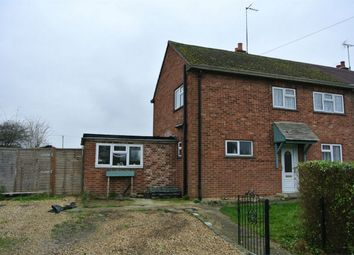 Thumbnail 3 bed semi-detached house for sale in Paddocks Estate, Horbling, Sleaford, Lincolnshire