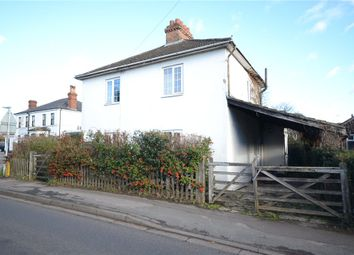 Thumbnail 3 bed detached house for sale in Vale Road, Ash Vale, Surrey