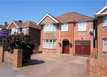 Thumbnail 5 bed detached house for sale in Butts Road, Southampton