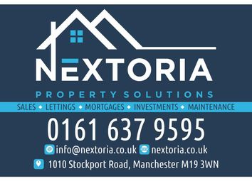 Thumbnail 6 bed property to rent in Schuster Road, Manchester