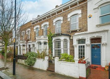 Thumbnail 4 bed terraced house to rent in Aden Grove, London