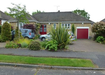 Thumbnail 3 bed bungalow for sale in Leewood Way, Effingham, Leatherhead