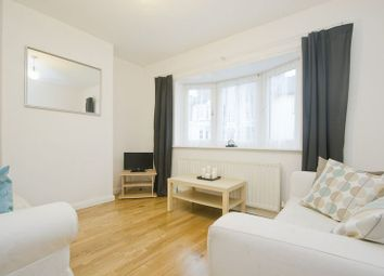 Thumbnail 2 bed terraced house to rent in Trevelyan Road, London