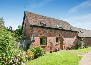 Thumbnail 3 bed barn conversion for sale in The Rickyard, Chalgrove, Oxford