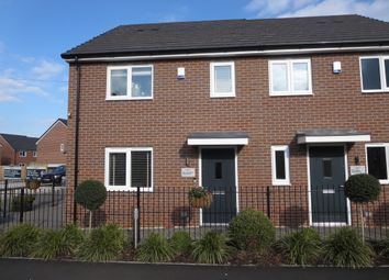 Thumbnail 3 bedroom semi-detached house for sale in Boothen Old Road, Stoke, Stoke-On-Trent