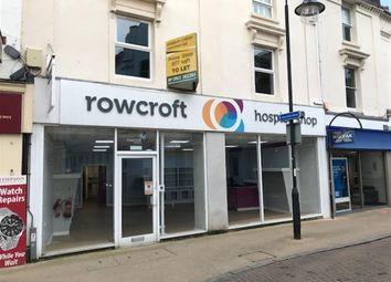 Thumbnail Retail premises to let in Courtenay Street, Newton Abbot