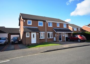 Thumbnail 3 bedroom semi-detached house for sale in Melbeck Drive, Ouston, Chester Le Street