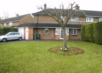 Thumbnail 3 bed semi-detached house to rent in Limehurst Avenue, Finchfield, Wolverhampton