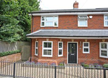 Thumbnail 3 bed semi-detached house for sale in Wykeham Road, Farnham, Surrey