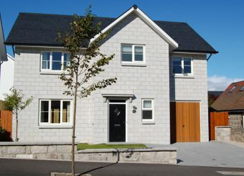 Thumbnail 4 bed detached house to rent in Oakhill Road, Aberdeen