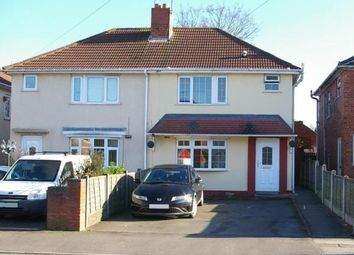 Thumbnail 3 bed semi-detached house to rent in Hall Street, Wednesbury