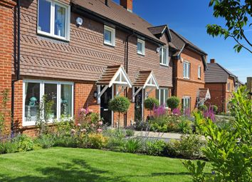 Thumbnail 3 bed flat for sale in Lambton Close, Medstead, Hampshire