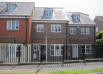 Thumbnail 4 bed town house to rent in Blanshard Close, Herstmonceux, Hailsham