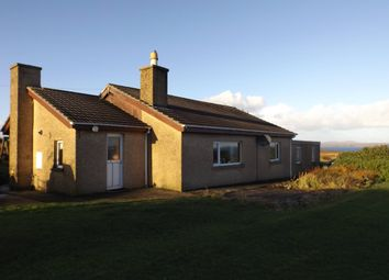 Thumbnail 3 bed bungalow for sale in Point, Isle Of Lewis
